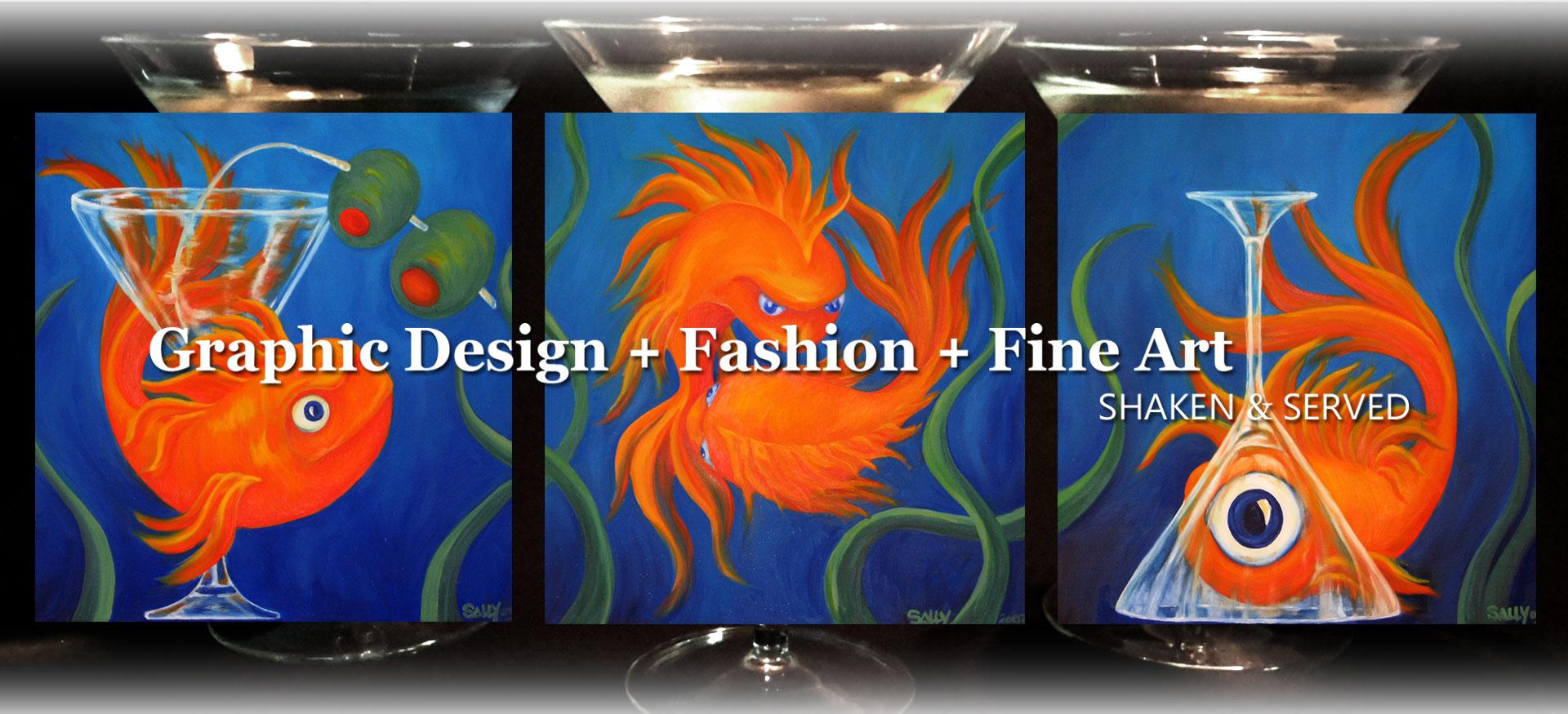 Tipsy-Fish Art & Design