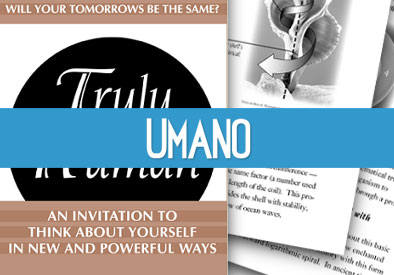 UMANO: Graphic Design, Branding, Corporate ID, Marketing Collateral, Published Works, Packaging, Signage, Website and Product Design