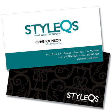 Graphic Design, Branding, Corporate ID: styleQs