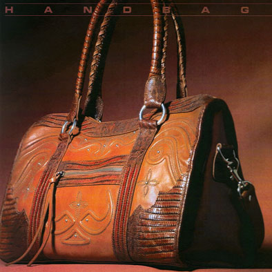 Corded Cowgirl handbag
