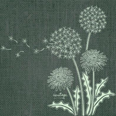 Dandelion Breeze Tote