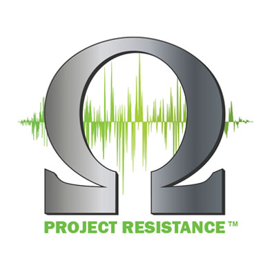 Branding and Corporate ID: Project Resistance Logo Design