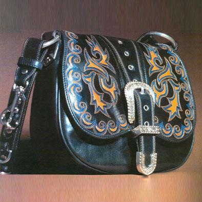 Manzanita Flap Handbag