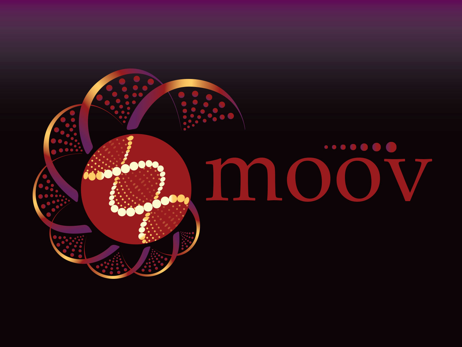 Graphics, Branding & Corporate ID: moov logo