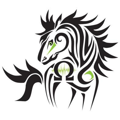 Illustration: Mustang Totem
