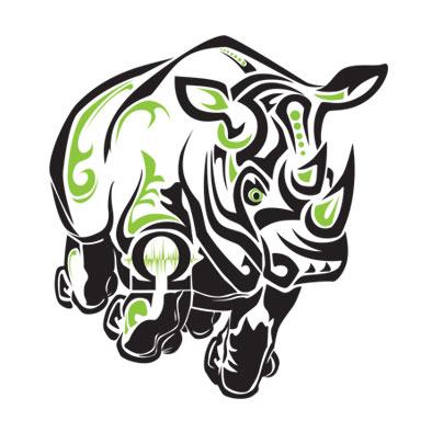Illustration: Rhino Totem