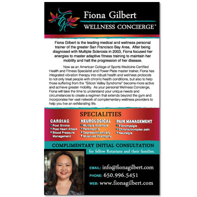 Graphic Design: Fiona Gilbert Inc.