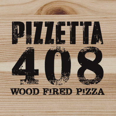 Graphic Design & Signage: Pizzetta 408