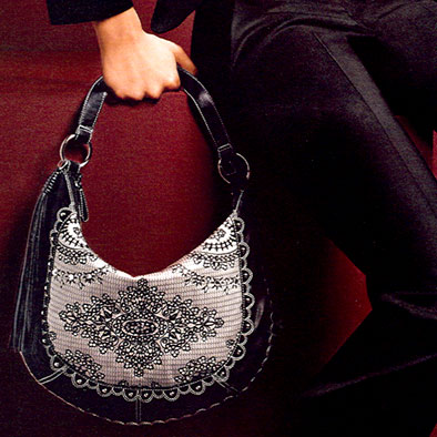 State of Lace Hobo
