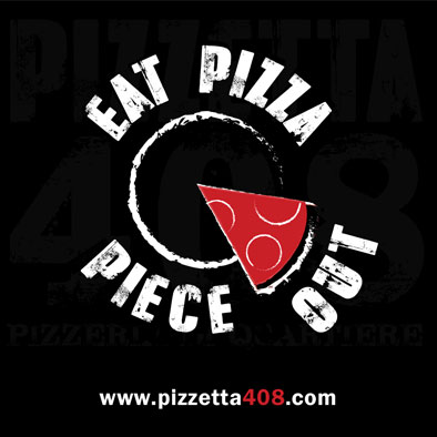 Graphic Design:Pizzetta 408 Apparel Screen Print